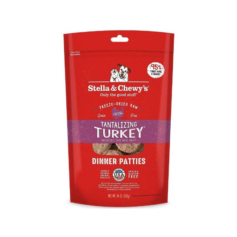 Freeze-Dried Dinners - Turkey, 14 oz