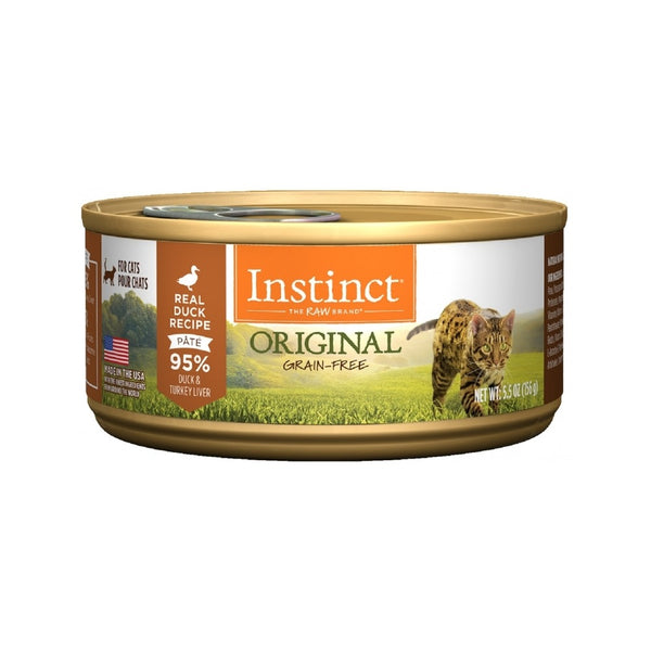 Original Grain Free Cat Canned - Duck, 5.5oz