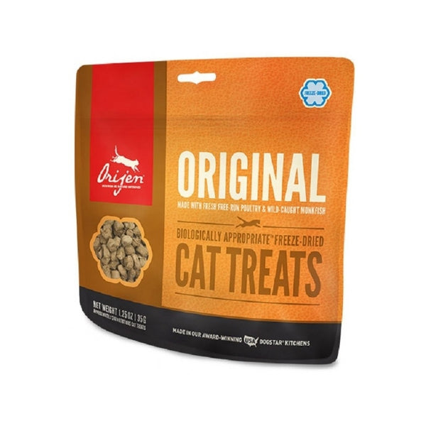 Feline Grain-Free Original Treats Weight :1.25oz
