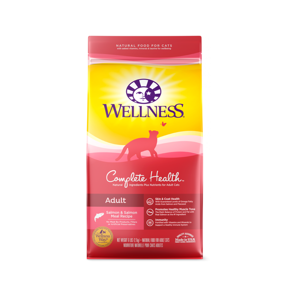 Complete Health Feline - Salmon & Salmon Meal Recipe Weight : 6lb