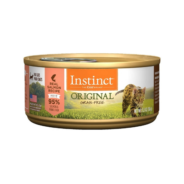 Original Grain Free Cat Canned - Salmon, 5.5oz