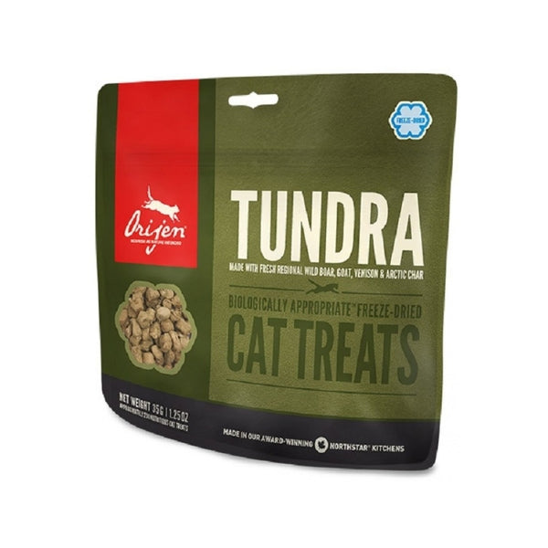 Feline Grain-Free Tundra Treats, 1.25oz