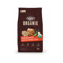 Organic Chicken & Oatmeal, 4lb