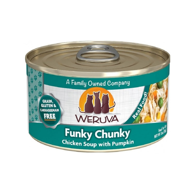 Funky Chunky Chicken Soup Pumpkin, 5.5oz