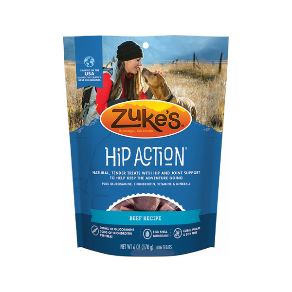 Hip Action - Beef, 6oz