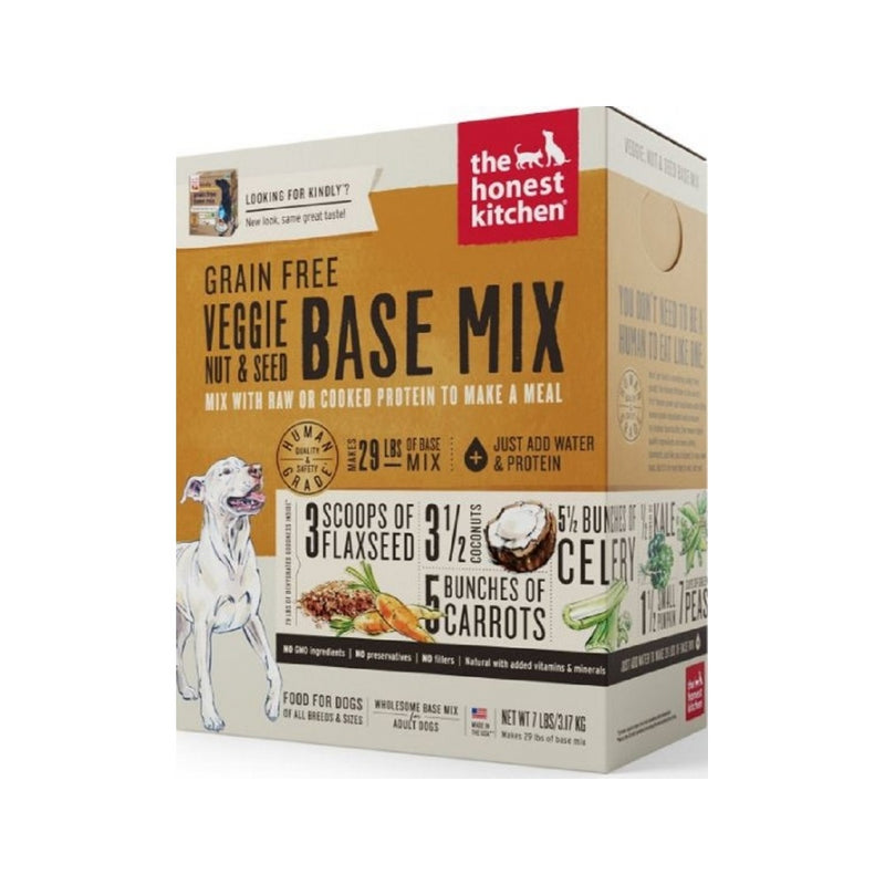 Grain Free Veggie, Nut & Seed Base Mix, 3lb