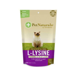 L-Lysine for Cats Soft Chews, 60 Counts