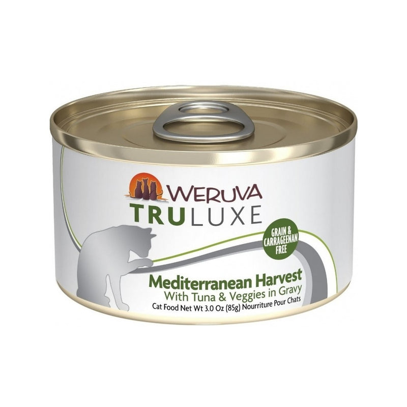 Mediterranian Harvest Tuna & Veggies Weight : 6oz