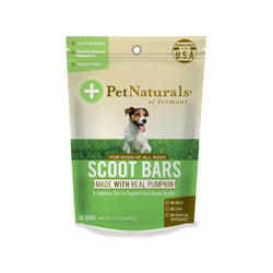 Dogs Scoot Bars for Anal Gland Health Chews, 30 Bars