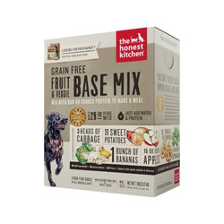Preference, Grain-Free Fruit & Veggie Base Mix Weight : 3lb