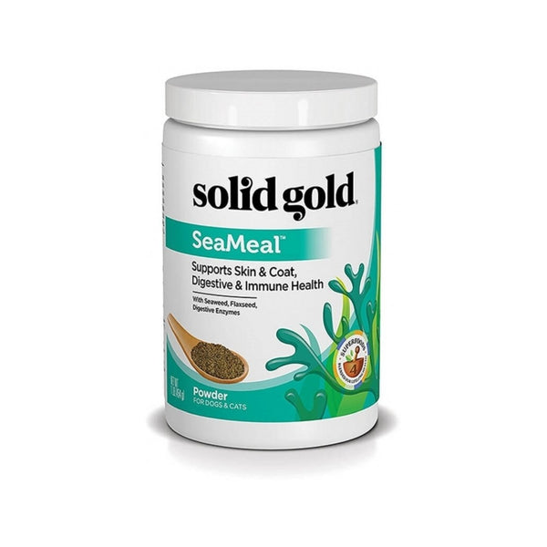 Solid Gold Seameal Weight : 1lb