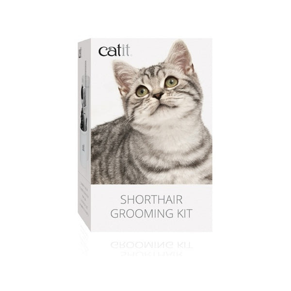 Shorthair Grooming Kit, Box