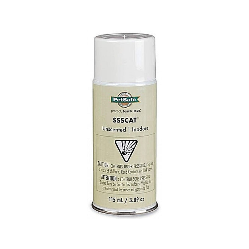 Ssscat Unscented Refill, 115ml/3.89oz