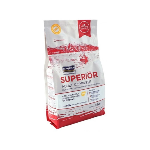 Superior Adult Salmon & Potato, Small BIte , 1.5kg