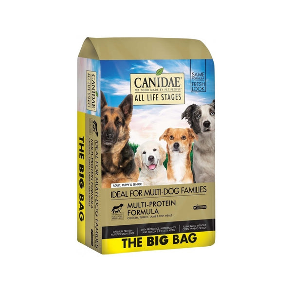 Complete - All Life Stages Dry Dog Food, 44lb