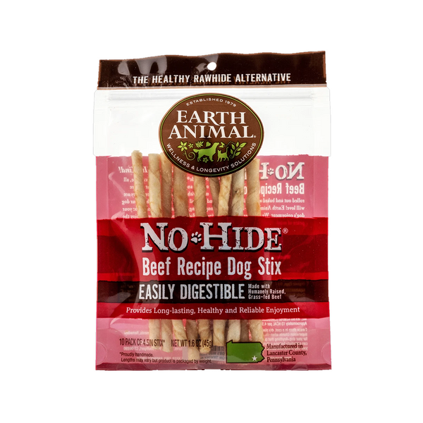 No Hide Beef Stix Pack, 10 pcs