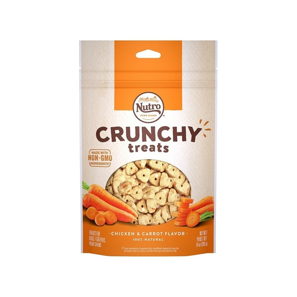 Treats - Crunchy Carrot, 10oz