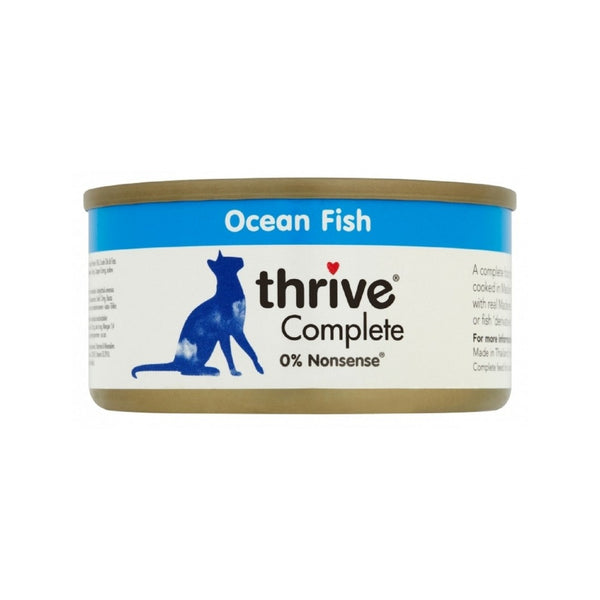 Complete Ocean Fish Wet Cat Food, 75g
