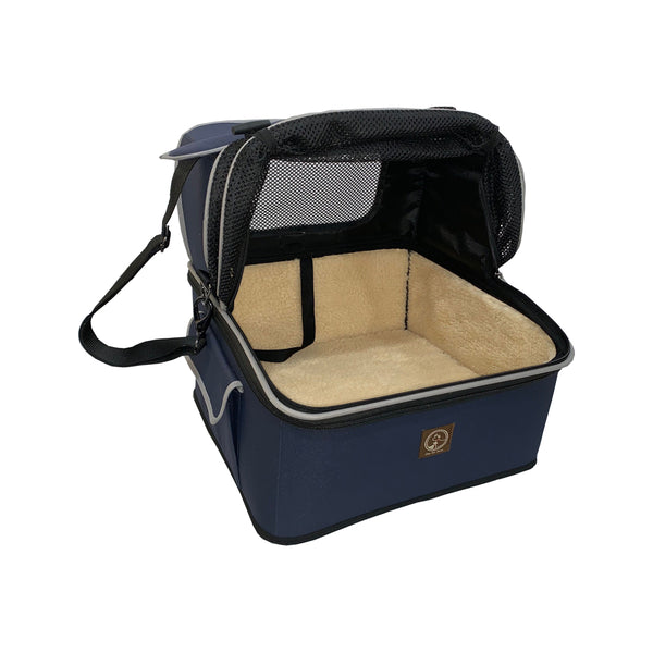 2-In-1 Pet Carrier, One size