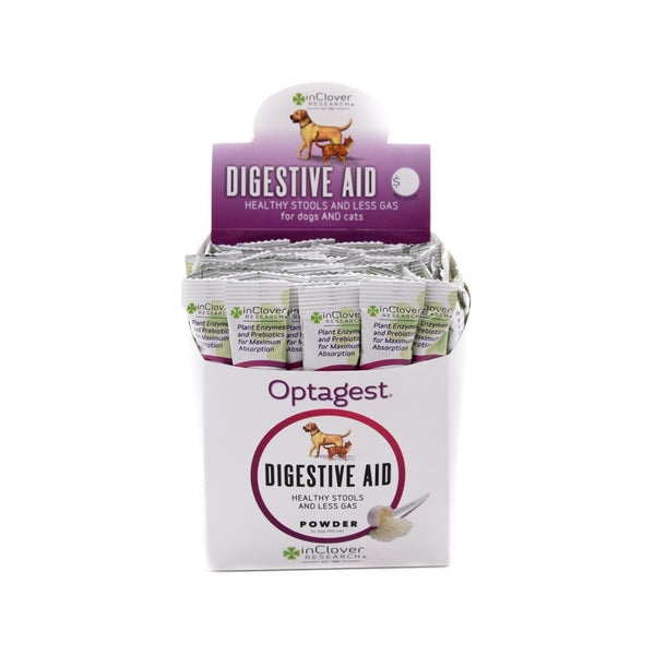 Optagest Digestive Aid Weight : 2g/0.07oz per stick