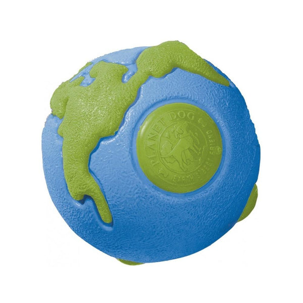 Orbee-Tuff Balls, Color Blue/Green, Medium