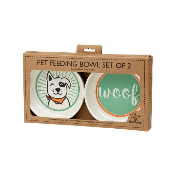 Ore Bowl Gift Set Lucky Dog