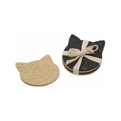 Ore Coaster Recycled Rubber Paw