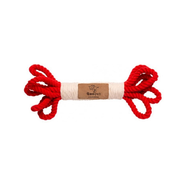 Ore Rope Toy Red