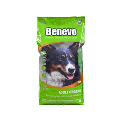 Organic Vegan Adult Dog Food, 15kg