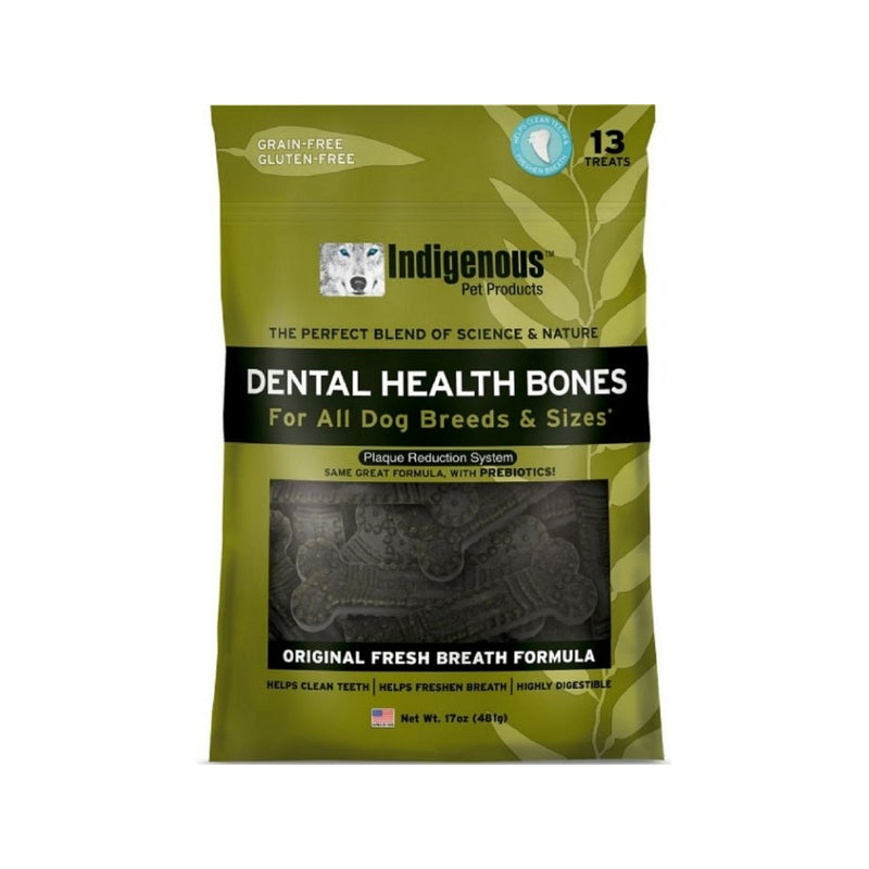 Dental Health Bone Original Fresh Breath, 13cts