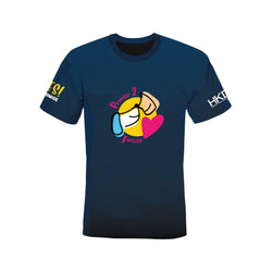 HKDR Pulse 2 Fun T-Shirt 2019, XLarge