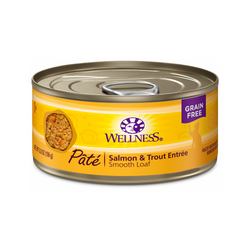 (Disc) Pate Smooth Loaf Salmon & Trout Entree, 3oz