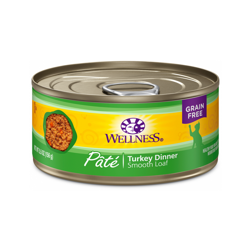 Pate Smooth Loaf Turkey Dinner, 3oz