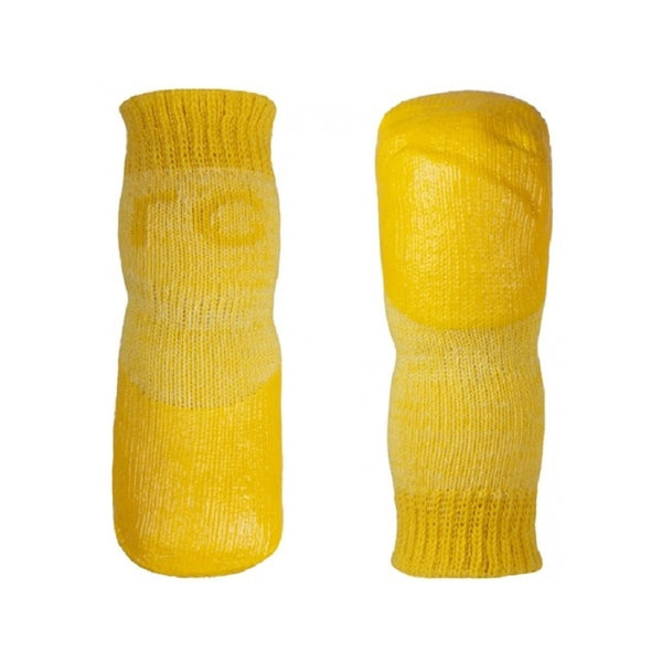Pawks Heather Color : Yellow, Size : Medium