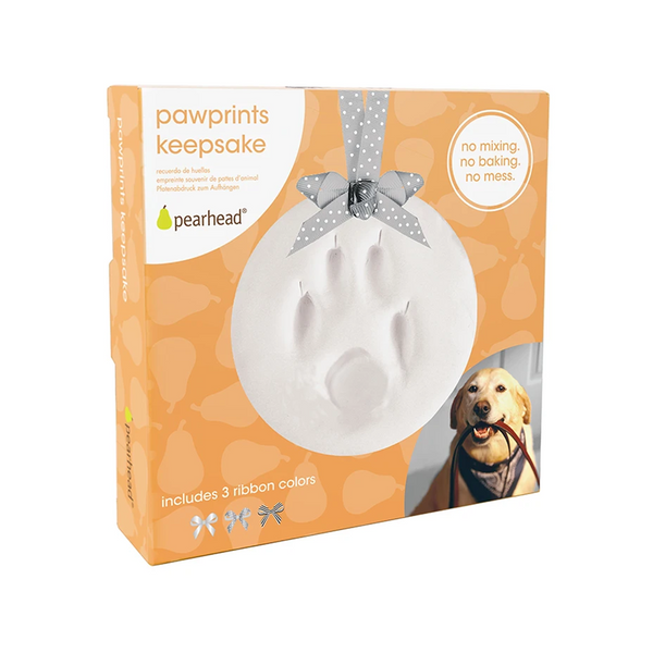 Pawprints Keepsake