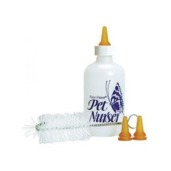 Pet Nurser Kit w/, 4oz Bottle