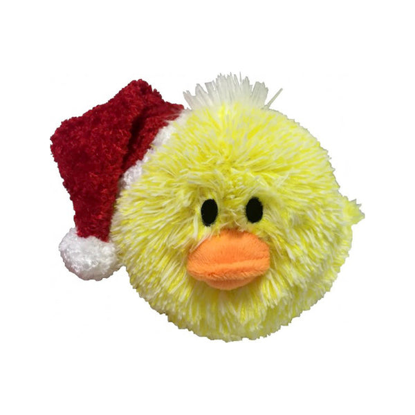 Christmas EZ Squeaky Chick Ball, 4""