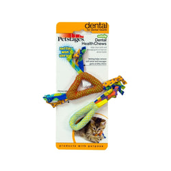 Dental Health Chew for Cats, 2 toys