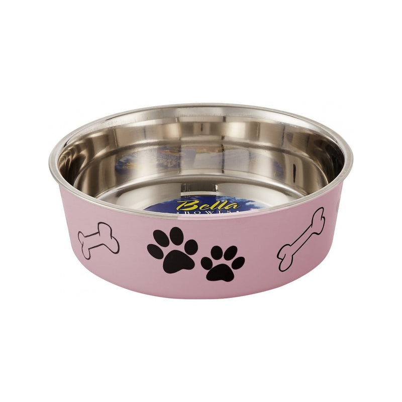 Bella Bowls, Color Pink, Medium