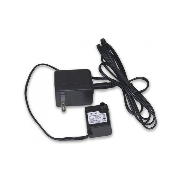 12v Pump & Transformer Replacement