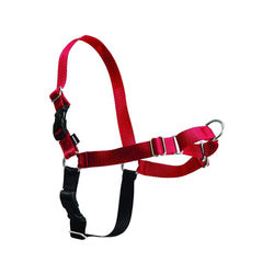 Premier Easy Walk Harness Color : Red, Size : XLarge