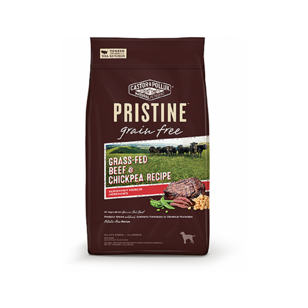 Pristine Beef & Chickpea Weight : 18lb