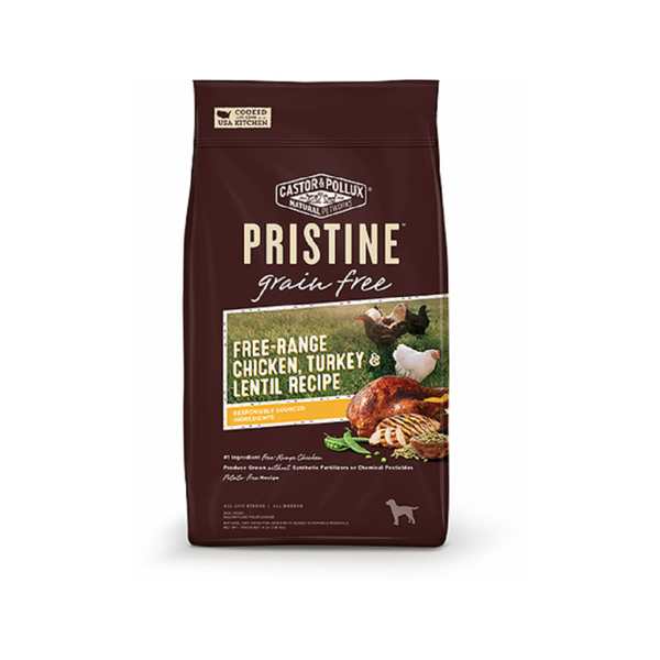 Pristine Chicken Turkey & Lentil, 10lb