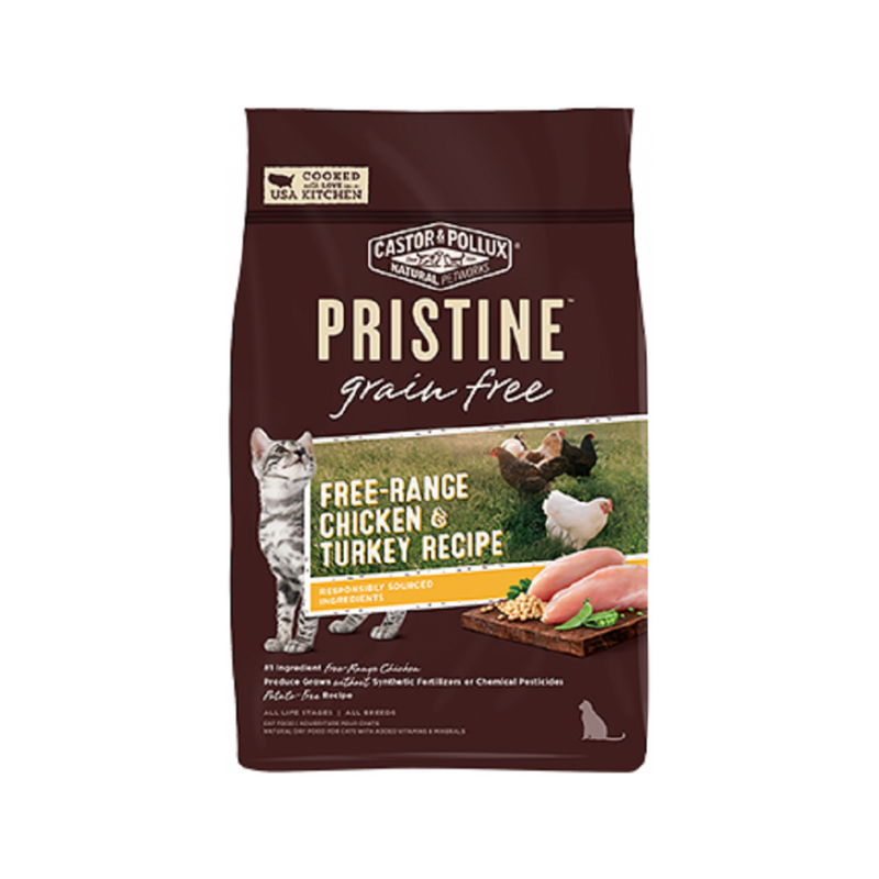 Feline Pristine Chicken & Turkey, 6lb