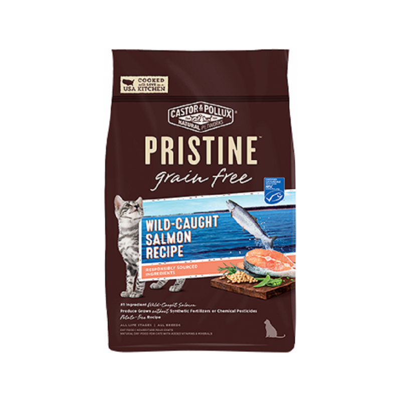 Feline Pristine Wild-Caught Salmon, 3lb