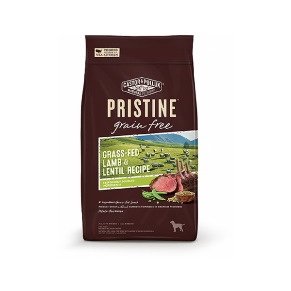 Pristine Lamb & Lentil Recipe Weight : 10lb