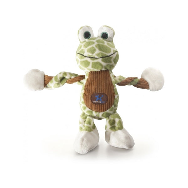 Pulleez, Frog Cuddle Toy For Dogs