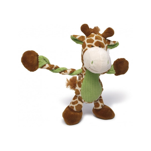 Pulleez, Giraffe Cuddle Toy For Dogs
