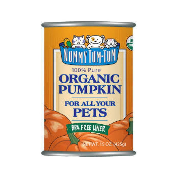 100% Pure Organic Pumpkin Weight : 15oz