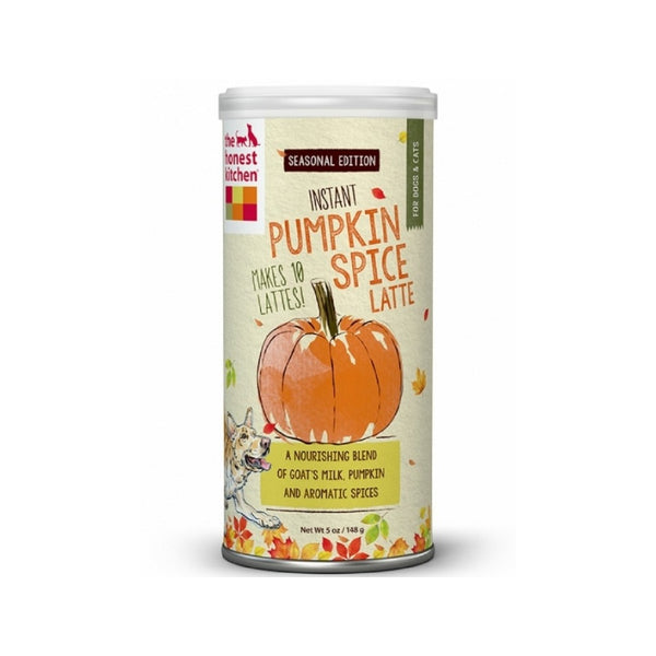 Instant Pumpkin Spice Latte Goat's Milk Weight : 4oz